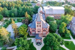 UNH campus Durham