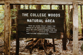 College Woods - UNH