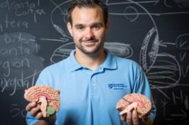 UNH professor Daniel Seichepine
