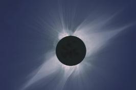 solar eclipse (Photo: Steve Albers, Boulder, CO; Dennis DiCicco, Sky and Telescope; Gary Emerson, E. E. Barnard Observatory)