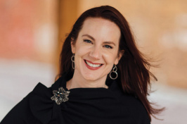 Megan Carpenter, the new dean of UNH School of Law