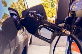 gas pump CREDIT PETR KRATOCHVIL / WIKIMEDIA COMMONS