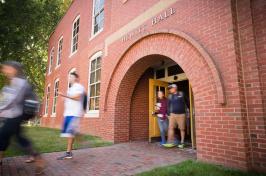 Hewitt Hall at UNH