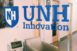 UNHInnovation logo at the UNH Entrepreneurship Center