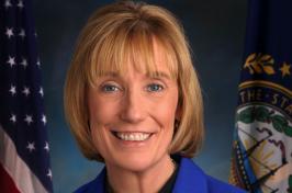 U.S. Sen. Maggie Hassan (D-NH)