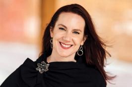 Megan Carpenter, dean of the UNH School of Law