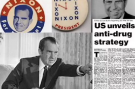 collage of Nixon imagery (NULAWLAB; VIMEO)