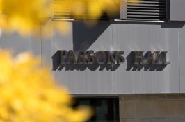 Parsons Hall at UNH