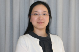 UNH faculty member Qiaoyan Yu