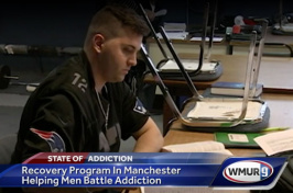 recovery program in Manchester helps men battle addiction
