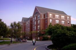 UNH Mills Hall