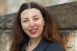 Stephanie Harzewski, a professor of English and women's studies at the University of New Hampshire