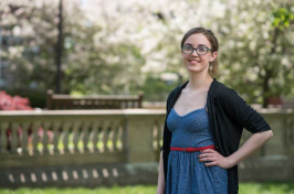 UNH's Caitlin Truesdale '17