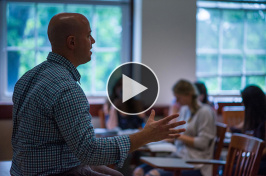 UNH associate professor Scott Weintraub