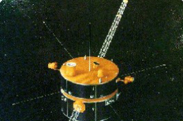 NASA's WIND spacecraft