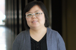Yaning Li, assistant professor of mechanical engineering at UNH