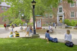 campus candid