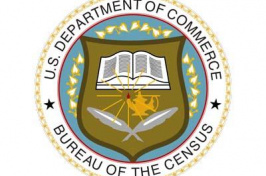image of census logo; image credit: NHPR