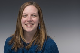 Stephanie Clarke, recipient of COLSA's Excellence in Teaching Award