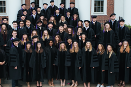 Graduates of the UNH School of Law