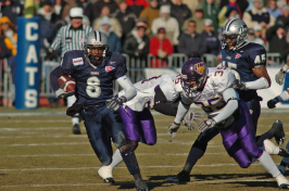 Corey Graham, UNH and NFL football player