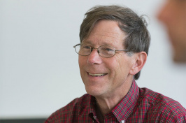 David Finkelhor, director of UNH's Crimes Against Children Research Center