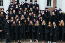 UNH Law Celebrates Class of 2018, School's History at 43rd Commencement Ceremony
