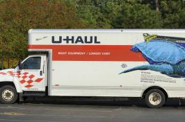 Image of a Uhal Van