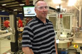 John Kodzis, president and CEO of IPSUMM, a product development company at Pease International Tradeport