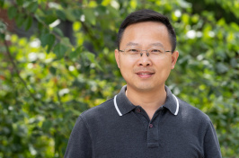 UNH researcher Gonghu Li