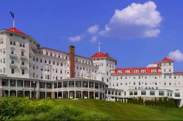 Image of the mt. washington hotel.