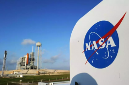 NASA logo (Photo: STAN HONDA/AFP/GETTY IMAGES/FILE 2011)