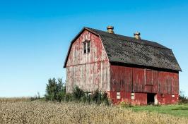 image of rural America