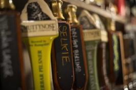 Selkie beer tap handle