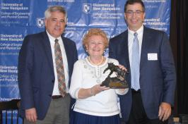 Margaret (Peggy) Ann Shea receives alumni award