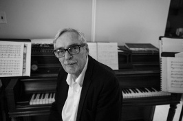 UNH graduate and composer Richard Alan White '58