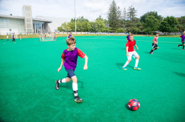 UNH summer youth program boys' soccer