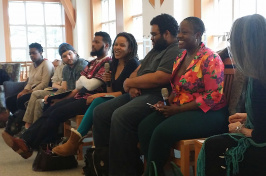 Activists in residence at UNH