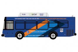 UNH bus
