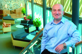 Associate professor of marketing Goksel Yalcinkaya