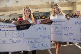 Winners of the 2019 NH Social Venture Innovation Challenge