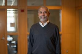 Vernon Carter, social work professor