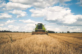 Image of tractor