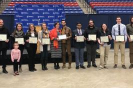 DYF award recipients