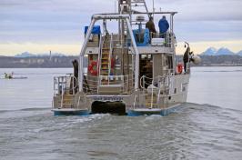 RV Gulf Surveyor ship