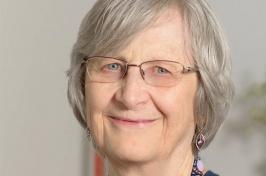photo of Laurel Ulrich