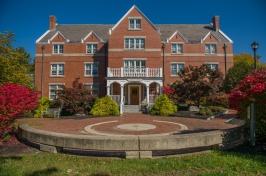 UNH's Smith Hall