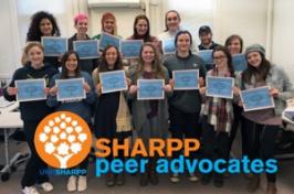 UNH SHARPP members