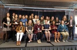 Award Recipients Group Photo 2018