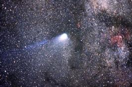 image of start-filled sky